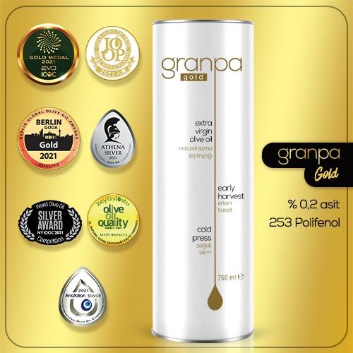 GRANPA GOLD 750ml℮